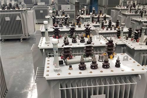 青海SBH15非晶合金油浸式变压器