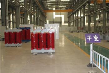 天津scb11干式变压器