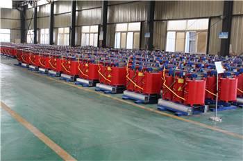 天津scb13-500kva干式变压器