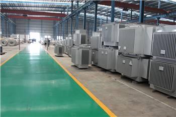 宁夏S13-1600kVA油浸式变压器