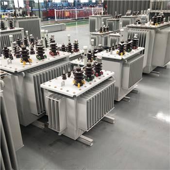 平阳SBH15-100kVA非晶合金油浸式变压器