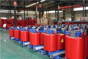 天津SCR11-630kVA干式变压器
