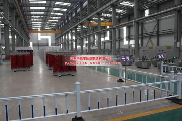 青海SCB10-125KVA/10KV/0.4KV干式变压器