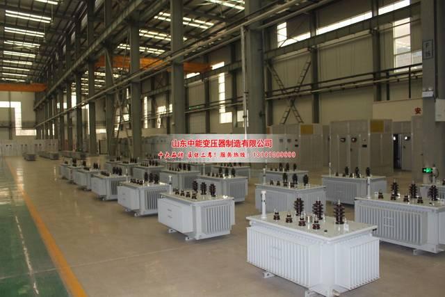 湖北S11-8000KVA/35KV/10KV油浸式变压器