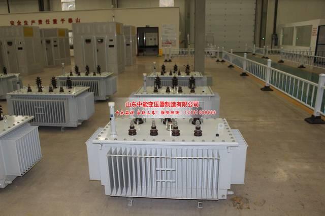 青海S11-400KVA油浸式变压器