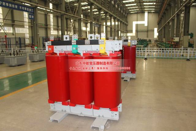 宁夏SCB10-100KVA干式变压器