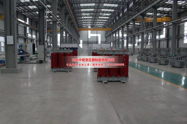 青海SCB10-800KVA干式变压器