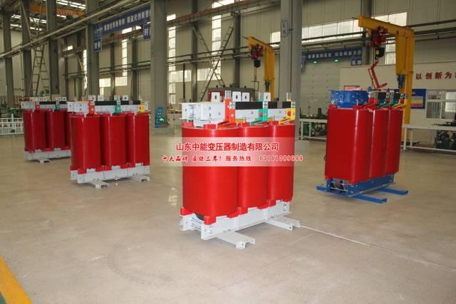 青海SCB10-2000KVA干式变压器