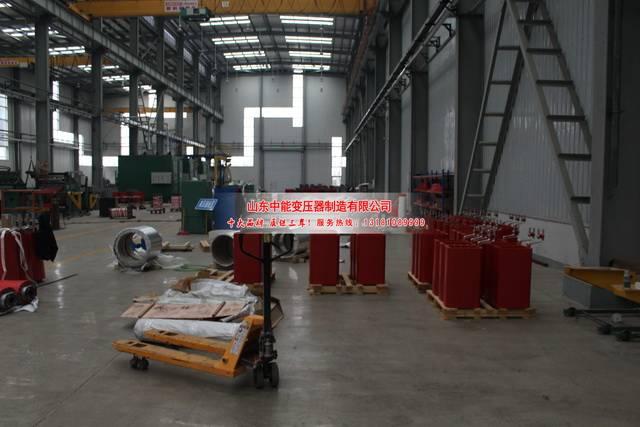 宁夏SCB10-3150KVA干式变压器