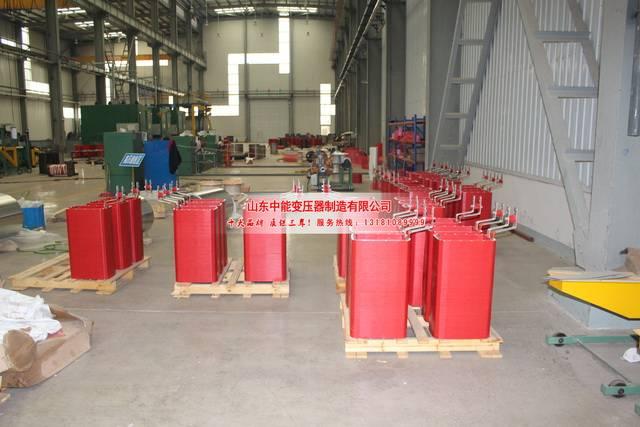 SCB10-1250KVA干式变压器
