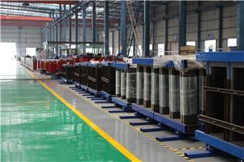 宁河SCB13-1000KVA/10KV干式变压器